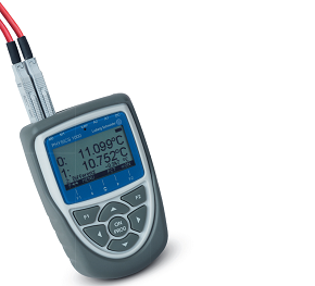 PHYSICS 100-2 digital thermometer