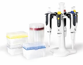 Pipette-Sets, Transferpette® S, adjustable volume Brand
