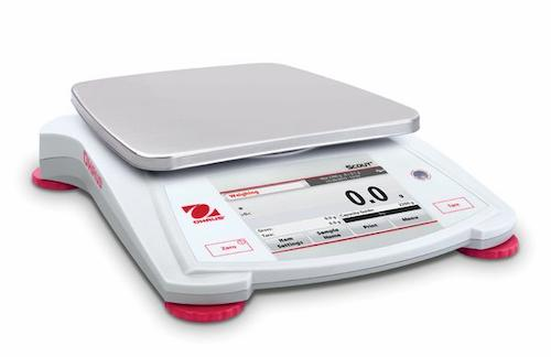 Ohaus Scout® STX High-Performance Portable Balances