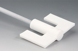 U-Shaped-Stirrer Shafts PTFE