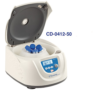 Small Bench Centrifuge CD-0412-50